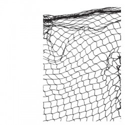 (CS255)Kaiser craft clear stamp background fishing net