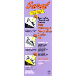 (SAR29038)Transfer Paper Hobby 5x 21,6x27,9cm