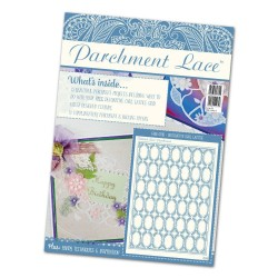 (CRIL 144317 )Parchment Lace 2016 issue 3