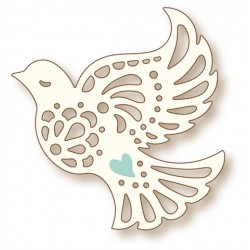 (SD0069)Wild Rose Studio`s Specialty die - Dove