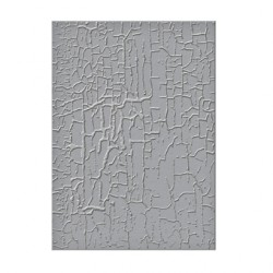 (SEL-007)Spellbinders Embossing Folder - Blistered