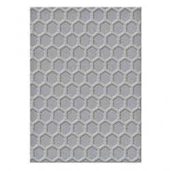 (SEL-009)Spellbinders Embossing Folder - Chicken Wire