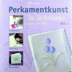 Pergamano Perkamentkunst, De Technieken stap voor stap - deel 4