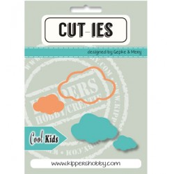 Dies Cut-ies Cool Kids Cloud