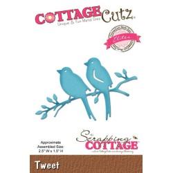 (CCE-419)Scrapping Cottage CottageCutz Tweet