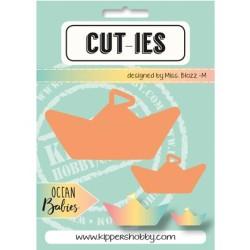 Dies Cut-ies Ocean Babies - Paperboat