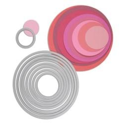 (657551)Framelits Die Set circles