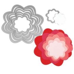 (657553)Framelits Die Set flowers