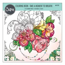 (661535)Coloring Book - Take a Moment to Breathe