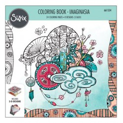 (661534)Coloring Book - Imaginasia