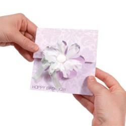(657589)Mov.&Shap. L Die Crd flower flip-its