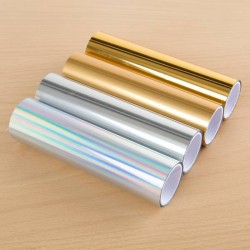 (20996)TODO Pack Of 4 Metallic Foils