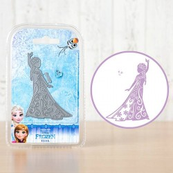 (DL007)Disney Frozen - Elsa