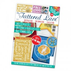 (MAG33)The Tattered Lace Issue 33