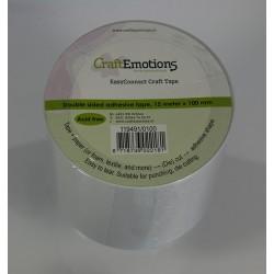 (119491/0100)CraftEmotions Craft tape 15m x 100mm