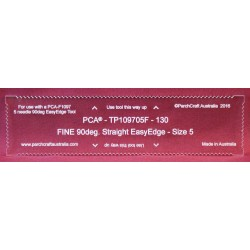 (TP109705F)PCA® Fine 130mm 90deg Straight EasyEdge - Size 5