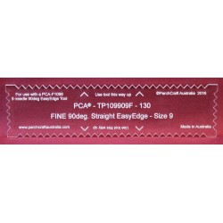 (TP109909F)PCA® Fine 130mm 90deg Straight EasyEdge - Size 9