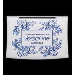 (VF-000-018)Versafine Inkpad Majestic Blue