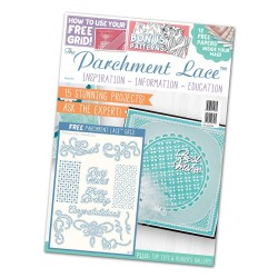 (CRIL )Parchment Lace 2016 issue 5