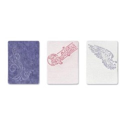 (657192)Embossing folders TH french connection