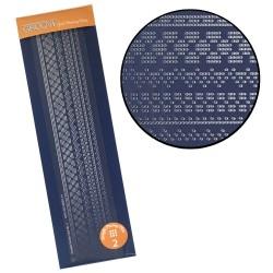 (GRO-GG-40351-14)Groovi plate Piercing straight 2