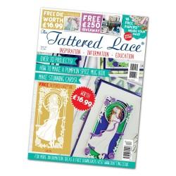 (MAG34)The Tattered Lace Issue 34