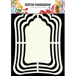 (470.713.114)Dutch Shape Art Label Mirror