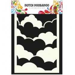 (470.741.001)Dutch Mask Art Clouds