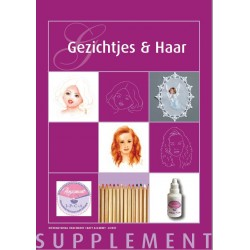 (99504)Pergamano Gezichtjes & Haar NL