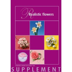 (99522)Pergamano Realistic Flowers EN