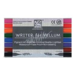 (MS-6300/8V)Writer of Vellum Pure 8 Colours Set