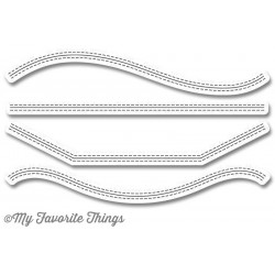 (MFT-1014)My Favorite Things Die-Namics Stitched Basic Edges 2