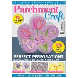 (PC2017-03)Parchment Craft 2017-03 ENG