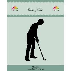 (MD0077)Dixi die golf