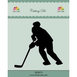 (MD0078)Dixi die icehockey