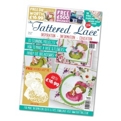 (MAG39)The Tattered Lace Issue 39