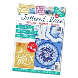 (MAG38)The Tattered Lace Issue 38