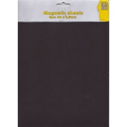 (MAG004)Nellie`s Choice magnetic sheet 0,5mm A4