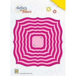(MFD095)Nellie`s Choice Multi Frame Dies Frames square