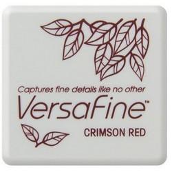 (VF-SML-011)Versafine Inkpad mini Crimson red