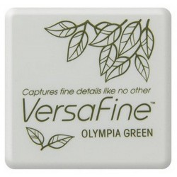 (VF-SML-061)Versafine Inkpad mini Olympia green