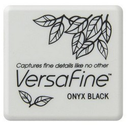 (VF-SML-082)Versafine Inkpad mini Onyx black