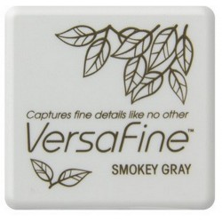 (VF-SML-083)Versafine Inkpad mini Smokey grey