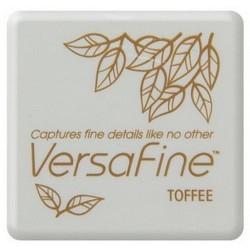 (VF-SML-052)Versafine Inkpad mini Toffee