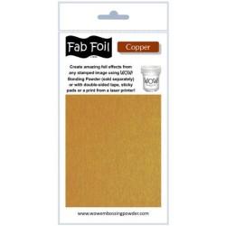 (W216-COP30)Fabulous Foil - Bright Copper