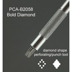 (B2058)PCA - BOLD Diamond Perforating / Punch Tool