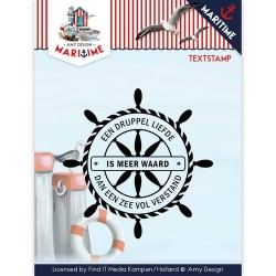 (ADCS10015)Clearstamp - Amy Design - Maritime