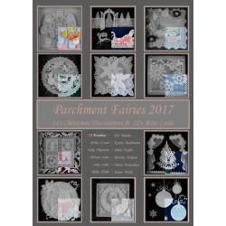 Pergamano Parchment Fairies 2017