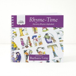 (ACC-BO-30455-XX)CLARITY II BOOK: RHYME-TIME