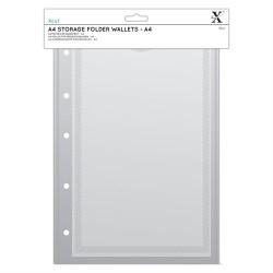(XCU 245105)Xcut A4 Storage Folder Wallets - A4